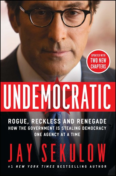 Undemocratic : How Unelected, Unaccountable Bureaucrats Are Stealing Your Liberty and Freedom