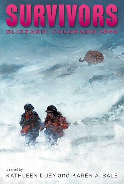 Blizzard : Colorado, 1886
