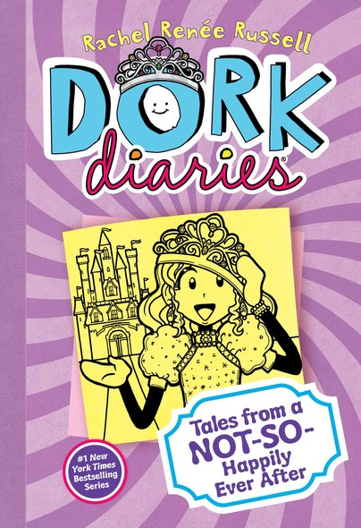 Dork Diaries 8 : Tales from a Not-So-Happily Ever After
