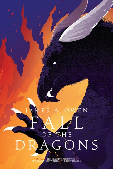 Fall of the Dragons : The Dragon's Apprentice; The Dragons of Winter; The First Dragon