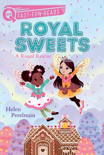A Royal Rescue : Royal Sweets 1