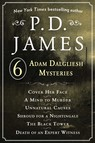 P. D. James's Adam Dalgliesh Mysteries : Cover Her Face, A Mind to Murder, Unnatural Causes, Shroud for a Nightingale, The Black Tower, and Death of an Expert Witness
