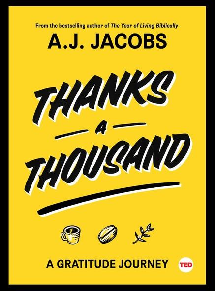 Thanks A Thousand : A Gratitude Journey