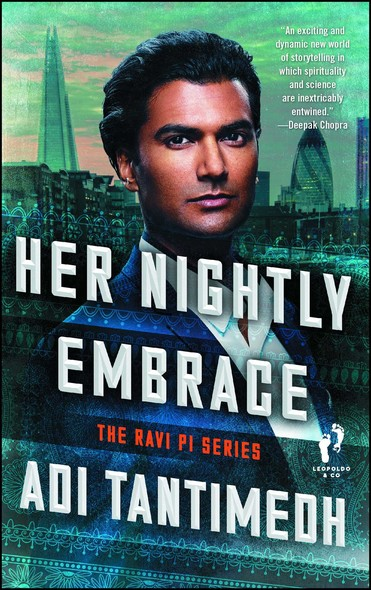 Her Nightly Embrace : The Ravi PI Series