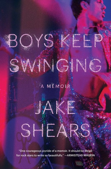 Boys Keep Swinging : A Memoir
