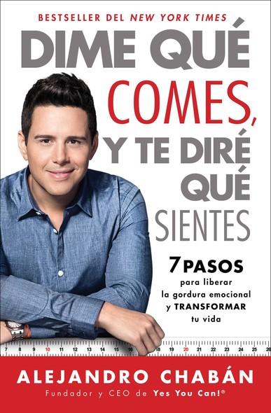Dime que comes y te dire que sientes (Think Skinny, Feel Fit Spanish edition) : 7 pasos para liberar la gordura emocional y transformar tu vida