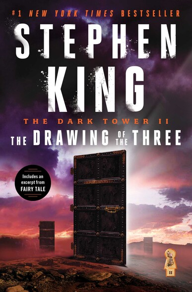 The Dark Tower II : The Drawing of the Three