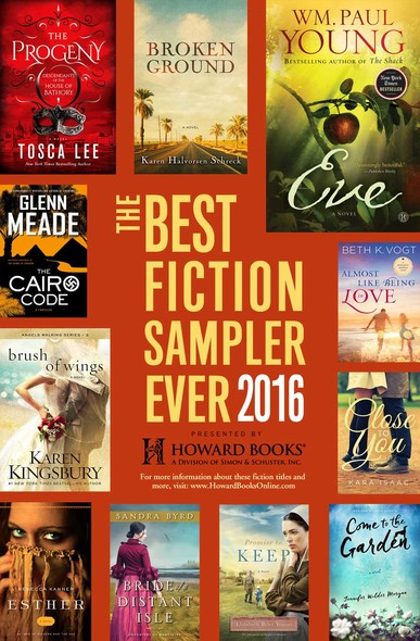 Best Fiction Sampler Ever 2016 - Howard Books : A Free Sample of Fiction Titles