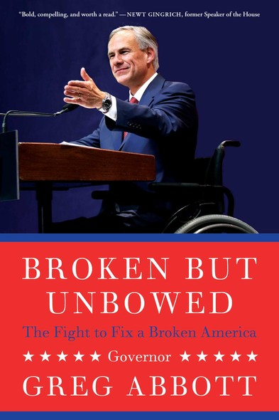 Broken But Unbowed : The Fight to Fix a Broken America
