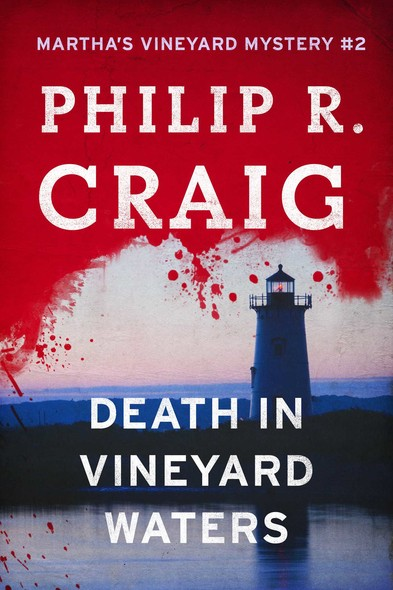 Death in Vineyard Waters : Martha's Vineyard Mystery #2