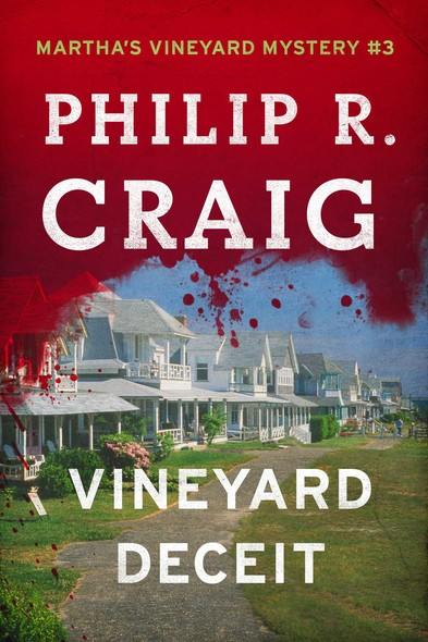 Vineyard Deceit : Martha's Vineyard Mystery #3