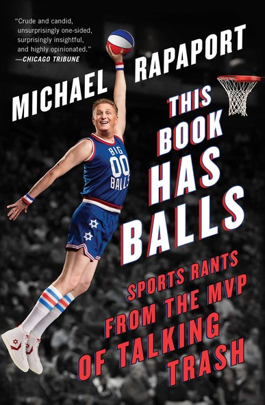 This Book Has Balls : Sports Rants from the MVP of Talking Trash