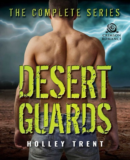 Desert Guards : The Complete Series