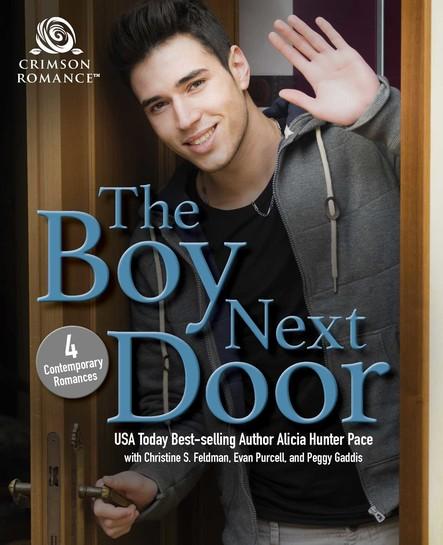 The Boy Next Door : 4 Contemporary Romances