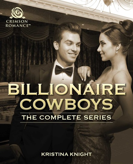 Billionaire Cowboys : 3 Contemporary Romances