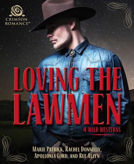 Loving the Lawmen : 4 Wild Westerns