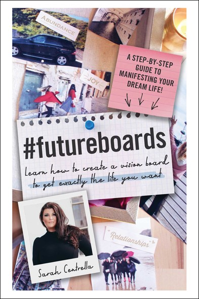 #FutureBoards : Learn How to Create a Vision Board to Get Exactly the Life You Want