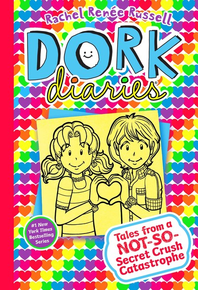 Dork Diaries 12 : Tales from a Not-So-Secret Crush Catastrophe
