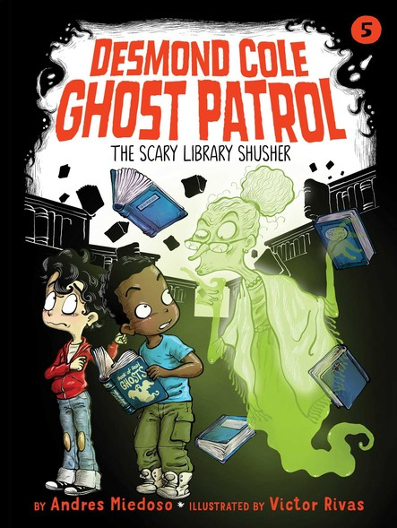 The Scary Library Shusher