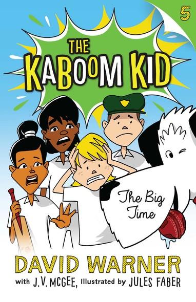 Big Time: Kaboom Kid #5