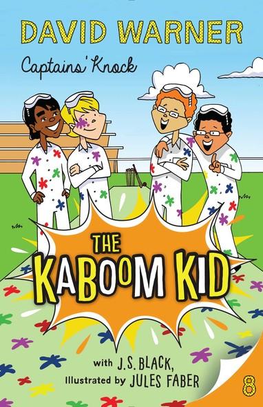 Kaboom Kid #8