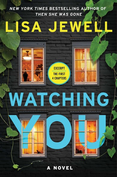 Watching You Excerpt : The First Four Chapters