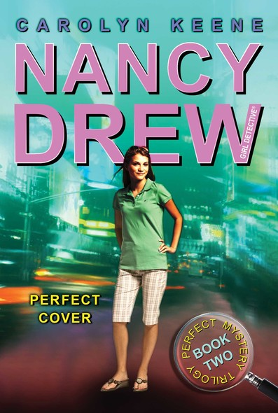 Perfect Cover : Book Two in the Perfect Mystery Trilogy