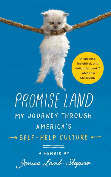 Promise Land : My Journey through America's Self-Help Culture