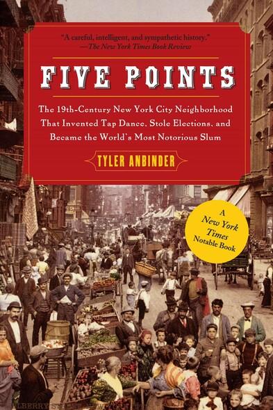 Five Points : The Nineteenth-Century New York City Neighborhood
