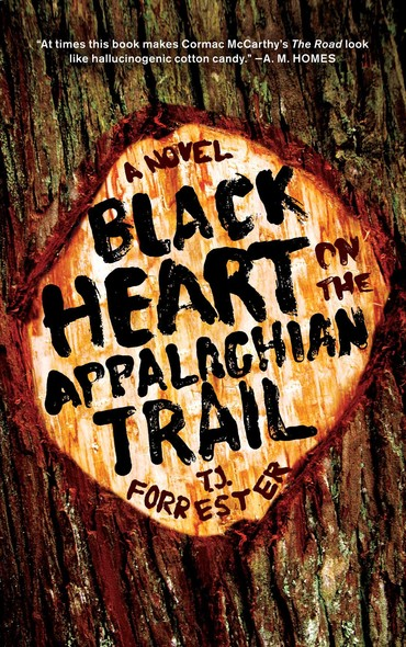 Black Heart on the Appalachian Trail : A Novel