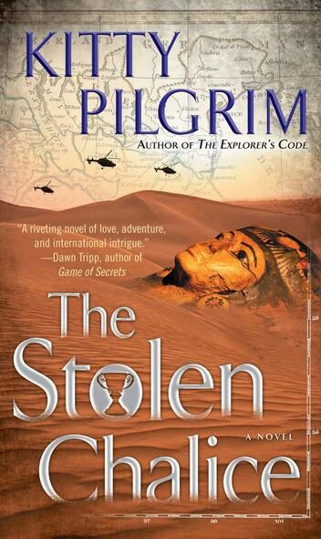 The Stolen Chalice : A Novel