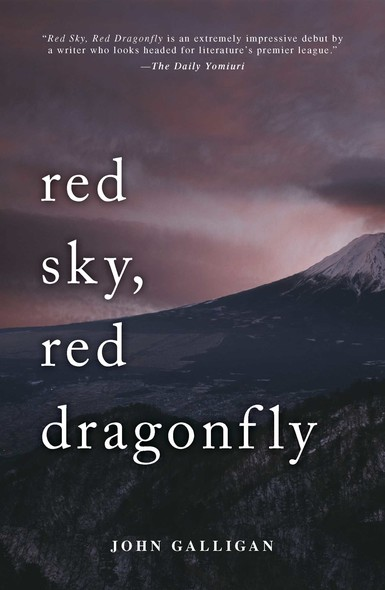 Red Sky, Red Dragonfly