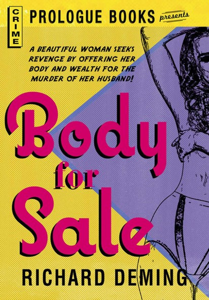 Body For Sale