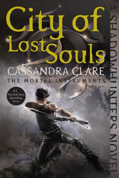 City of Lost Souls, The Mortal Instruments 5