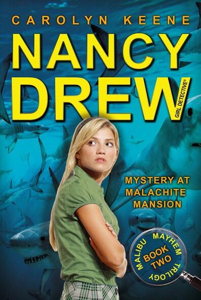 Mystery at Malachite Mansion : Book Two in the Malibu Mayhem Trilogy