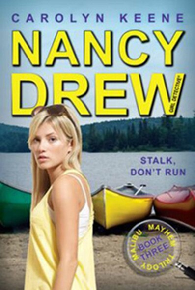 Stalk, Don't Run : Book Three in the Malibu Mayhem Trilogy
