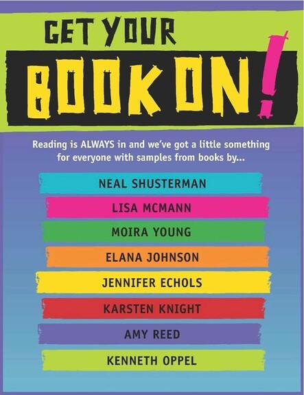 Get Your Book On! : Free Teen eSampler
