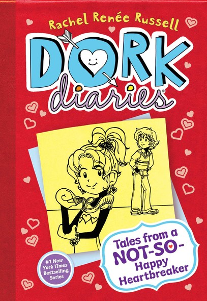 Dork Diaries 6 : Tales from a Not-So-Happy Heartbreaker