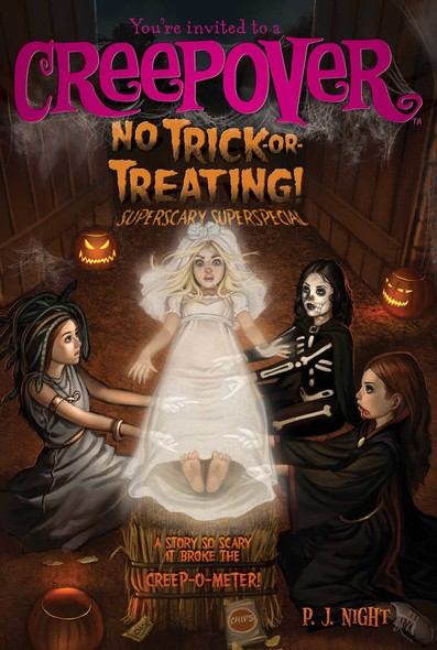 No Trick-or-Treating! : Superscary Superspecial