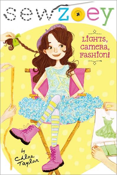 Lights, Camera, Fashion!