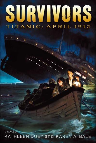 Titanic : April 1912