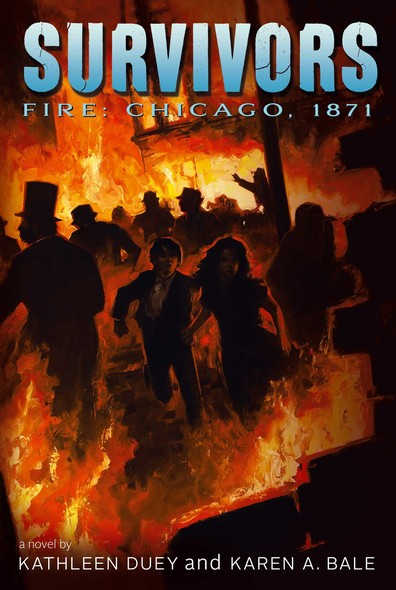 Fire : Chicago, 1871