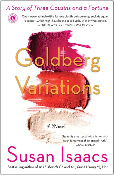 Goldberg Variations : A Novel