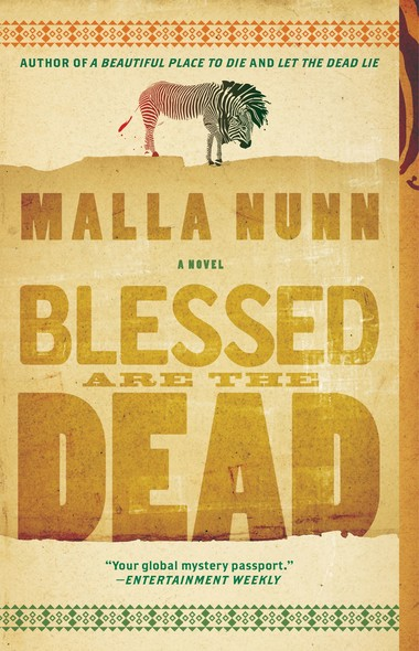 Blessed Are the Dead : An Emmanuel Cooper Mystery