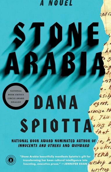 Stone Arabia : A Novel