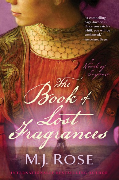 The Book of Lost Fragrances : A Novel of Suspense
