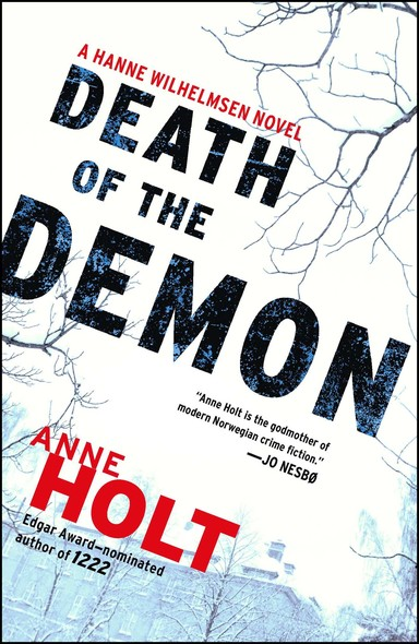 Death of the Demon : Hanne Wilhelmsen Book Three