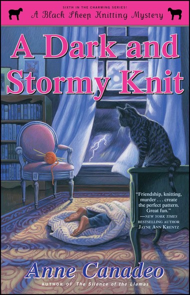 A Dark and Stormy Knit
