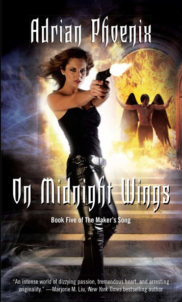 On Midnight Wings : Book Five of The Maker's Song