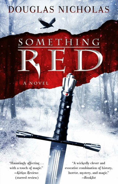 Something Red : A Novel